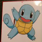 Pokemom Squirtle Vinyl Decal Sticker High Quality Car Truck Multi Use (2 Pack)