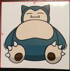 Pokemom Snorlax Vinyl Decal Sticker High Quality Car Truck Multi Use (2 Pack)