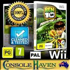 (Wii Game) Ben 10: Protector Of Earth / Ben Ten (PG) PAL, Guaranteed, Cleaned
