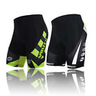 Mens Bike Shorts Gel Padded Road Bicycle Race Fit Quick Dry MTB Cycling Tights