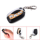 315/433mhz Electric Copy Key Universal Gate Garage Door Remote Control Keychain