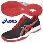 ASICS Japan Men's GEL-TACTIC Low Volleyball Shoes TVR716 2017 Black Red