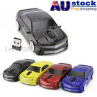AU Chevrolet 2.4Ghz Wireless car mouse optical game Computer Laptop PC Mice USB