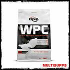 D.N.A. Supps WPC 80 Whey Protein 900g BCAA low fat 100% concentrate powder