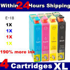 1 Set 18XL Ink Cartridges Replace for  Printer Daisy