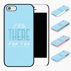 FRIENDS I'LL BE THERE FOR YOU QUOTE Hard Phone Case Cover Fits Iphone - Best Reviews Guide