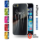 The Amazing Spiderman DVD Logo Gift Engraved Phone Cover Case - iPhone & Samsung