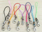 Lobster Clasp Hook Cord Keyring Key Chain Strap Rope