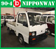 Japanese Mini Truck 1991 Subaru Sambar 4x4 5 Speed Road Legal No Reserve Auction cheap
