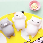 Внешний вид - Cute Lazy Cat Squishy Squeeze Toys For Anti Stress Relief Kids Toy Gift