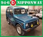 1992+Suzuki+Samurai+Jimny+Full+Option+4WD+Limited+Time+Buy+it+Now