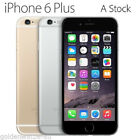 Apple iPhone 6 Plus A1522 64GB NO FINGER SENSOR Gold Grey Silver Unlocked Phone