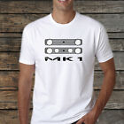 VOLKSWAGEN MK1 CAR SHIRT - GOLF, JETTA, EUROKRATIE, GERMAN CAR, VW
