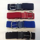 Baseball Belt Adult and Youth Free Shipping !!  TWO FOR $10.00. (Qty1=2Belts)