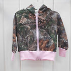 Infant Girls True Timber Size 6-12 Mth & 18-24 Mth Camouflage & Pink Jacket
