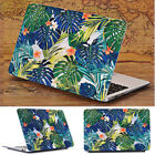 """Palm Leaves Red Flower #2 Matte Case Shell for MacBook Air 11"""" 13"""" 15"""" Touch Bar"""