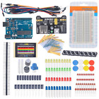 Diymall Beginner Learning Kit for Arudino Kits Electronic Fans Breadboard Cable