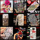 crystal clear tv - Jewelled Bling Crystal Diamonds Soft TPU Phone back Case Cover & neck strap #P