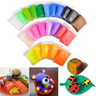 1PCS Kids DIY Craft Malleable Fimo Polymer Modelling Soft Clay Block Plasticine image