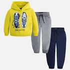 Mayoral Boys Hooded Tracksuit with Two Pairs of Bottoms ( aged 2-8)