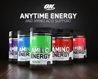 Optimum Nutrition Essential Amino Energy 270g BCAA Various Flavours Of Aminos