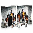 For Xbo X360 Console+2 Controller Skins Vinyl Skin Sticker Slim Protect Stickers