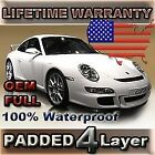 [CCT] 4 Layer Weather/Waterproof Full Car Cover For Ford Thunderbird 1980-1982