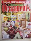 Just CrossStitch Magazine Annual Christmas Ornaments Issue -- U Pick