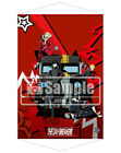 Persona 5 the Animation B3 Tapestry Wall Scroll ebten Limited Bonus New