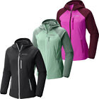 "Внешний вид - New Womens Columbia ""Green Lake"" Omni-Shield Hooded Softshell Jacket"