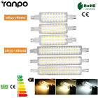 LED Flood Light R7S 78mm 118mm Bulb 2835 SMD 12W 16W  Replacement Halogen Lamps