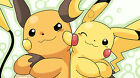 POKEMON PIKACHU RAICHU ANIME CARTOON COOL POSTER | Sizes A4 to A0 UK Seller E013
