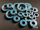 (Blue)Rubber Sealed Ball Bearing For TAMIYA TRAXXAS HPI (8x16x5mm) Do