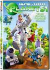 Planet 51 (DVD, 2010) - USED