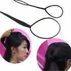 3 Pairs Plastic Magic Topsy Tail Hair Braid Ponytail Styling Maker Clip Tool