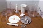 Black & Decker Quick & Easy FP1450 Food Processor Type 1 Replacement parts