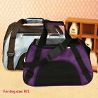 Portable Pet Carrier Airline Approved Cushion for Small Dog Kitten Rabbit Cat L