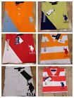 Mens Polo US Polo Assn TShirt Short Sleeve Cotton in Super Trendy Colours!