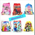 Wholesale Moana,Trolls,Pokemon Cartoon Drawstring Backpack small bag party favor image