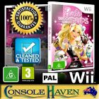 (Wii Game) Barbie: Groom And Glam Pups / & (G) (Simulation) PAL, Guaranteed