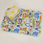 Baby 3 Layers Super Absorbent Urine Mat Waterproof Burp Changing Pad 50*70cm