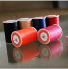 Professional 3 Strands Waxed Lined Thread 0.35mm 300M hand sewing leather craft