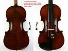 Surprisingly Exceptional Violin Master's Own Work No.W2 200-yOld Spruce Amati