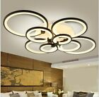 Modern LED Ceiling Lights Dining Living Room Bedroom Chandelier Lamp Pendent