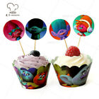 Cupcake Cupcake Decorating Toppers Wrappers Party Decoration