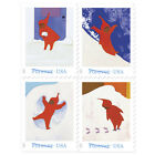 USPS New The Snowy Day Booklet of 20