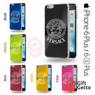 Versace Fashion Personalized Logo Engraved Phone Cover Case - iPhone & Samsung