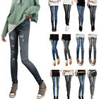 Women's Denim Jeans Sexy Skinny Leggings Jeggings Stretch Pencil Pants Trousers