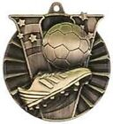 Soccer or Futsal Medals with Ribbons, awards