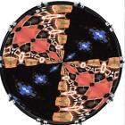 """Custom 22"""" Kick Bass Drum Head Graphical Image Front Skin Abstract 41"""